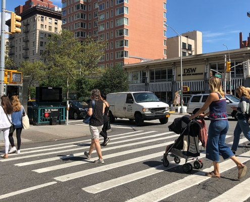 Broadway and 79th Street