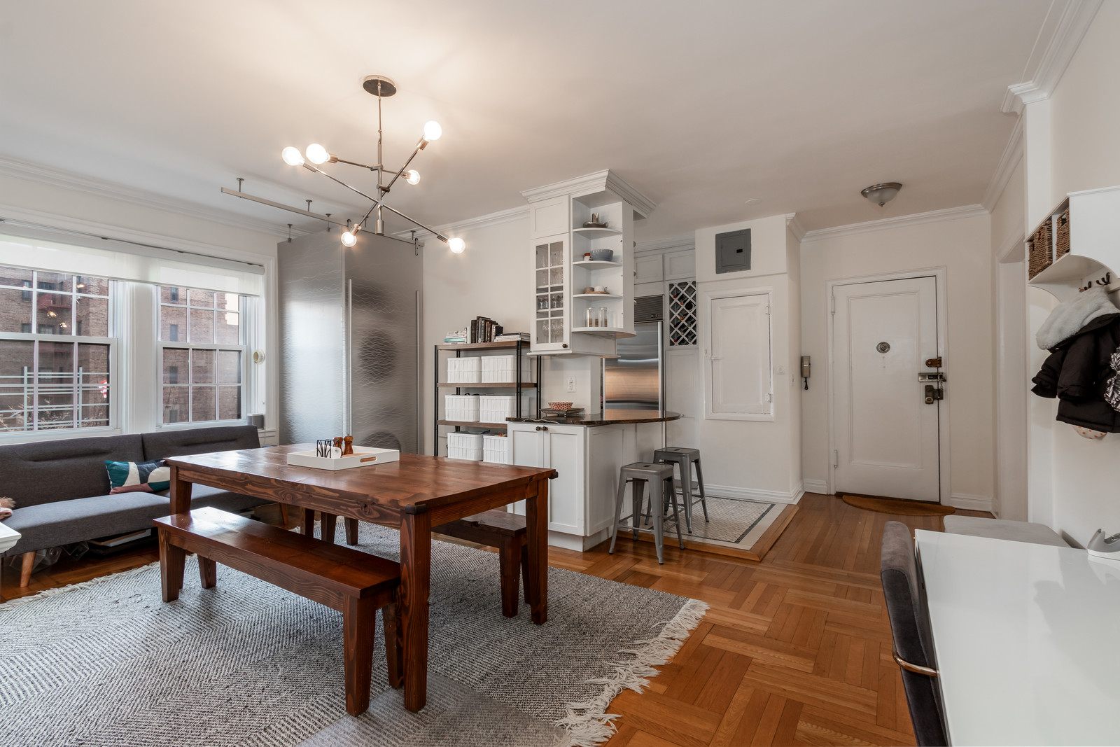 525 West 238th Street, New York, Bronx, New York, United States 10463, 2 Bedrooms Bedrooms, ,1 BathroomBathrooms,Co-op,SOLD,Fieldston Garden Apartments,West 238th Street,1119