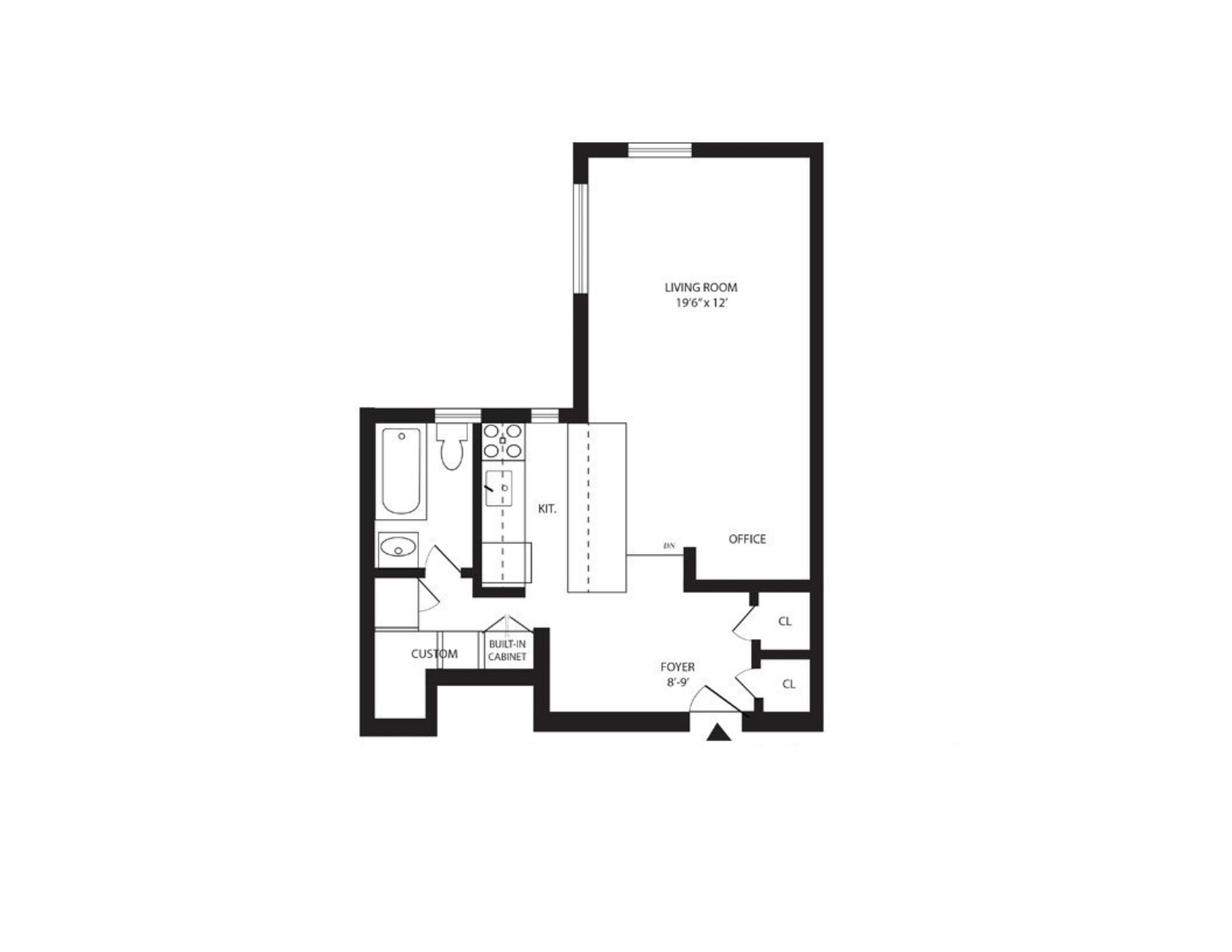 305 West 52nd Street, New York, New York, New York, United States 10019, ,1 BathroomBathrooms,Condo,For Rent,West 52nd Street,1142