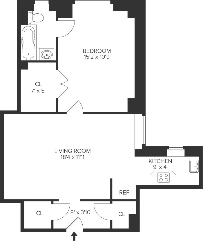 333 East 53rd Street, New York, New York, New York, United States 10022, 1 Bedroom Bedrooms, ,1 BathroomBathrooms,Co-op,FOR SALE,East 53rd Street,1182